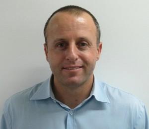 טל נועם, מנהל החטיבה למערכות מחסני נתונים בחברת מיטווך, נציגת Teradata