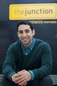 """אמיר גלמן עובד בקרן ההון סיכון """"ג'נסיס פרטנרס"""" ומנהל את האקסלרטור של הקרן The Junction."""