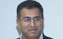 מניש ויאס, סגן נשיא tech Mahindra