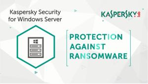 Kaspersky Security for Windows Server Anti Cryptor