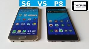 S6 VS P8