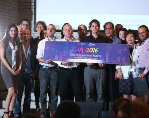 GIA Finalists+partners