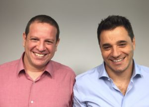 יואל ודרור (משמאל)