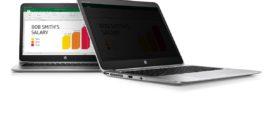 HP Inc. משיקה את המחשב הנייד היחיד בעולם המשלב מסך פרטיות