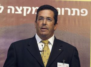 """ירון הירשזון, שותף ומנכ""""ל משותף של חברת ליבי טכנולוגיות תוכנה (Libi Software Technology)"""
