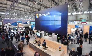 Digital Business Solution, Microsoft Deutschland, Halle 4