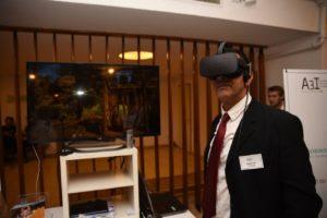 משקפי מציאות מדומה לאנשים עם מוגבלות