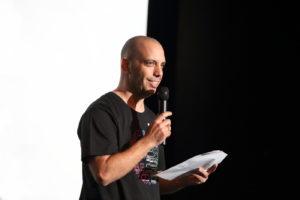 רן תבורי יוזם הכנס_ צילום גלעד ארצי