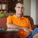 אריאל כבירי, מייסד אתר איי סבתא . צילום דורון כורש